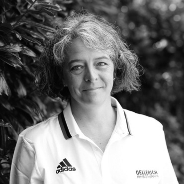 Andrea Fromme, Physiotherapeutin und Trainerin bei Oellerich Physiotherapie