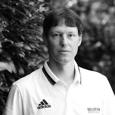 Robin Markoff, Gesellschafter in der Praxis Oellerich Physiotherapie