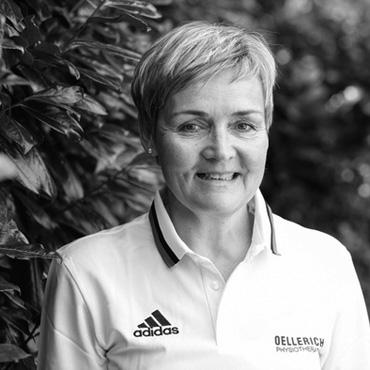 Sabine Kowatz, Physiotherapeutin und Trainerin bei Oellerich Physiotherapie