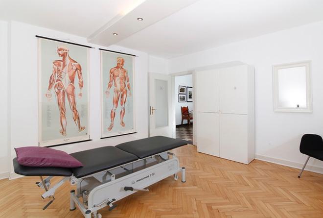 OellerichPhysiotherapie: Praxisraum Therapieraum 2