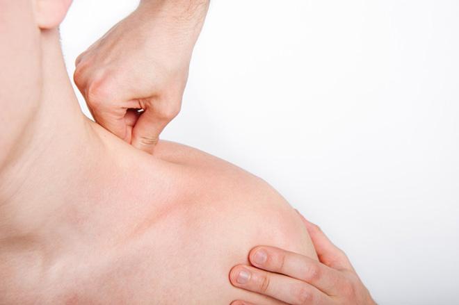 Manuelle Therapie, Behandlung der Schulter