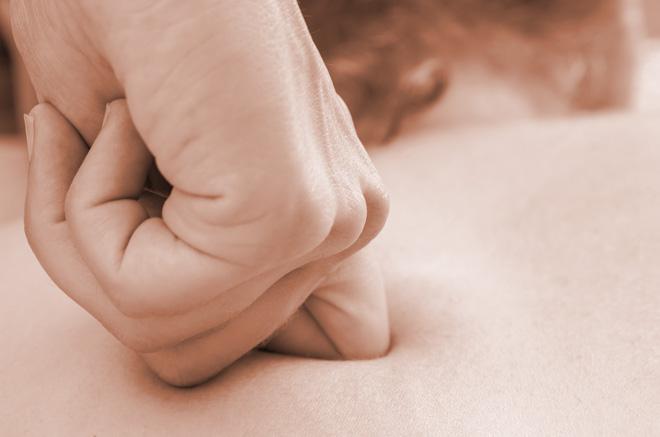 Manuelle Therapie, Behandlung des Rückens